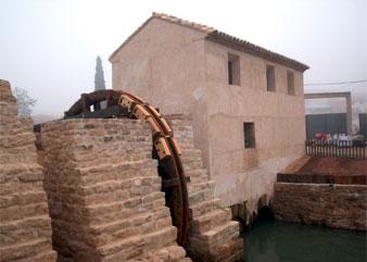 Restauración del Molino y Norial de Velilla de Ebro Zaragoza_II